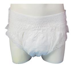 Protective Underware For Men & Women Latex Free Diaper Size