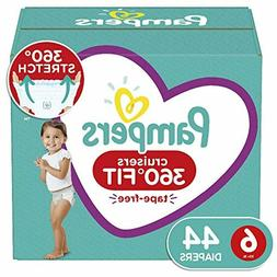 Procter & Gamble Pampers Cruisers 360 Disposable Diapers Sup