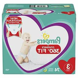 Pampers Pull On Diapers Size 3 - Cruisers 360˚ Fit Disposab