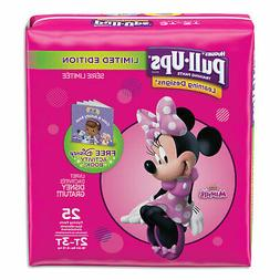 Pull-Ups Learning Designs Potty Training Pants for Girls, Si
