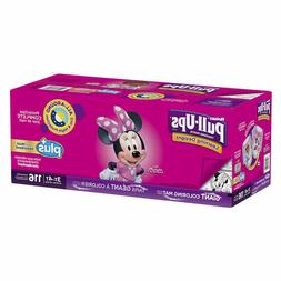 Huggies Pull-Ups Plus Training Pants Diapers for Girls Size