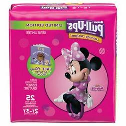 Huggies Pull-Ups Potty Training Pants for Girls, Size 2T-3T,