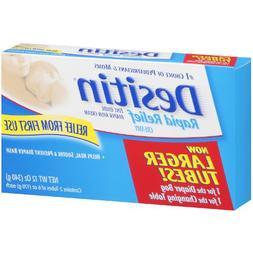 Desitin Rapid Relief Diaper Rash Cream 2/6 Oz. - SCS