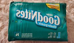 RARE VINTAGE 2002 PULL-UPS GOODNITES 14 FOR BOYS DIAPERS SZ