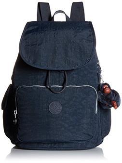 Kipling Ravier Backpack W/ Adjustable Straps Cinch Cord & Ma