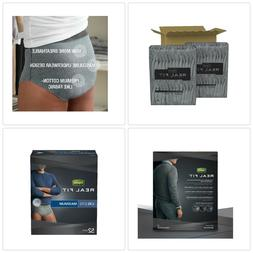 Depend Real Fit Incontinence Briefs for Men, Maximum Absorbe