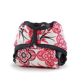 Rumparooz Newborn Cloth Diaper Cover Snap, Destiny