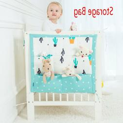Safety Cute Pattern Bed Hanging Bags Bedding Bumpers Crib St