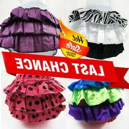 Set/Lot Baby Girls Striped Polka Dot Animal Print Ruffle Blo