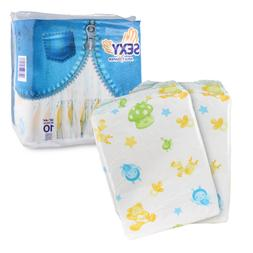 MyDiaper Sexy Night Adult Diapers Nappy 2 Pack Medium