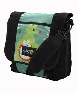 Boba Pack Shoulder Style Diaper Bag Can Attach to New Boba 3