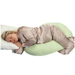 Leachco Snoogle Mini Pregnancy/Maternity Compact Side Sleepe