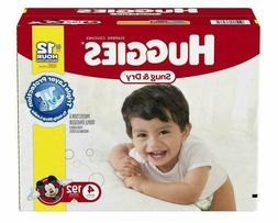 HUGGIES Snug & Dry Disposable Diapers Size 4  *Free 2 day sh