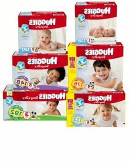 Huggies Snug & Dry SureFit Diapers Size 1 2 3 4 5 6 PICK ANY