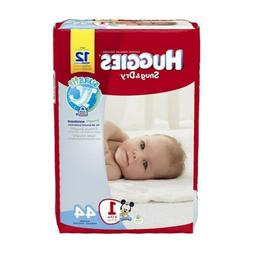 Huggies Snug & Dry Disney Baby Stage 1 Diapers  - 44 CT