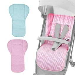 Soft Stroller Cushion Seat Cover Baby Diaper Pad Cotton Stro