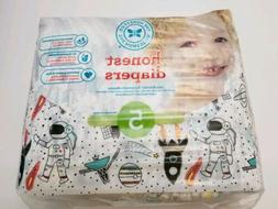 The Honest Company Space Travel Size 5 Baby Disposable Diape