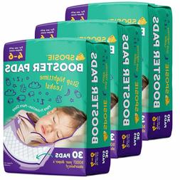 sposie booster pads diaper doubler 90 count