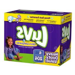 Luvs Premium Stretch Diapers with Ultra Leakguards Diapers,