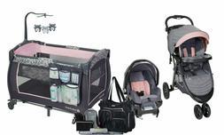 Baby Trend Stroller Car Seat Travel System Playard Diaper Ba