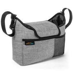 Stroller Organizer Bag BY AWESOME BABY GEAR - UNIVERSAL TRAV