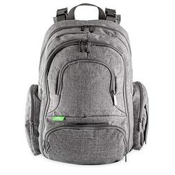 Travel Backpack Diaper Bag with Free Insulated Sleeve, Chang