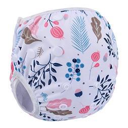 Storeofbaby Baby Stylish Washable Swim Diaper Reusable Leakp