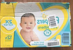 Pampers Swaddlers Baby Diapers Size2 124 Count Giant Pack Ne