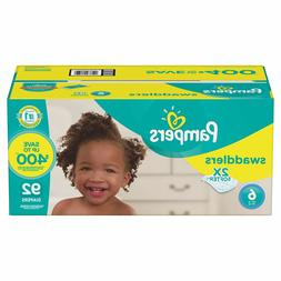 Pampers Swaddlers Diapers   92 to 192  diapers per pack