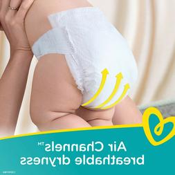 Pampers Swaddlers Diapers Size 1 2 3 4 5 6 7 Count: 50 - 198