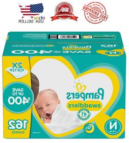 Pampers Swaddlers Diapers Sizes