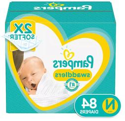 Pampers Swaddlers Disposable Baby Diapers Super Pack - Selec