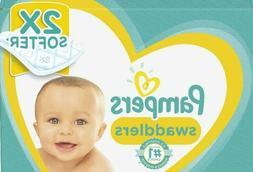 Pampers Swaddlers Disposable Diapers preemie, newborn, 1, 2,