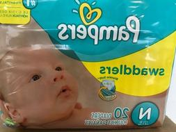 swaddlers disposable diapers size n newborn 12