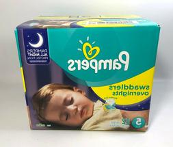 Pampers Swaddlers Overnights Diapers,  | Pampers | Swaddlers