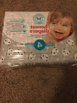 THE HONEST COMPANY HONEST DISPOSABLE BABY DIAPERS PANDA SIZE
