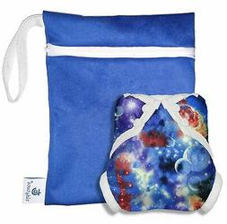 Tidy Tots Swim Diaper Set Reusable Cloth Cover  3pc
