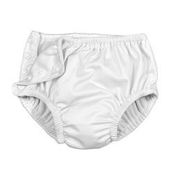 i play. Baby & Toddler Snap Reusable Absorbent Swim Diaper N