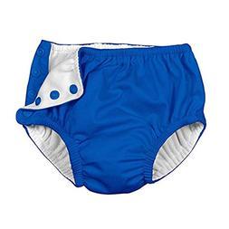 Baby&Toddler Girls Boys Swim Diaper, Snap Reusable Absorbent