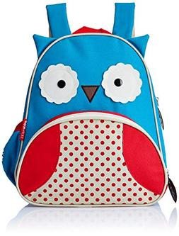 Toddler Skip Hop Zoo Pack Backpack - Blue