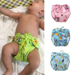 Toddlers Reusable Swim Diaper Baby Potty Training Pants Wate