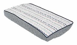 Bacati Tribal Olivia Quilted Changing Pad Cover