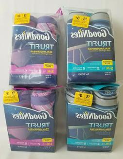 GoodNites Tru-Fit Real Underwear Starter Pack 2 Underwear 5