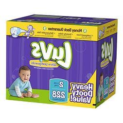 Luvs Ultra LeakGuard Diapers, Size 2  228 ct.