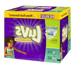 Luvs Ultra Leakguards Diapers  64 CT