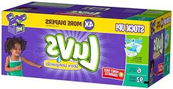 Luvs Ultra Leakguards Diapers - Size 6 - 92 ct