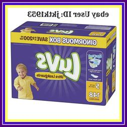Luvs Ultra Leakguards Disposable Baby Diapers Size 5 148 Cou
