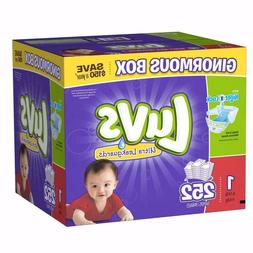 Luvs Ultra Leakguards Disposable Diapers Size 1  *Free 2 day