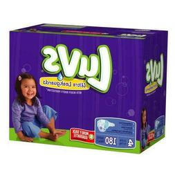 Luvs Ultra Leakguards Disposable Diapers Size 4  *Free 2 day