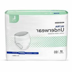 Adult Underwear Diaper, LARGE, Heavy Abs., McKesson Ultra, U